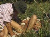 Stopaři si sexuálně užijí v přírodě