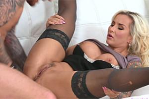 FemaleAgent a 34letý britský pornoherec Luke Hotrod – české porno