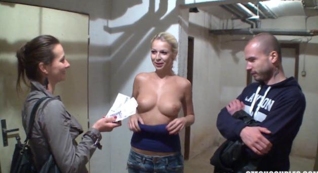 Když český pár ojede za prachy jiný pár (HD)