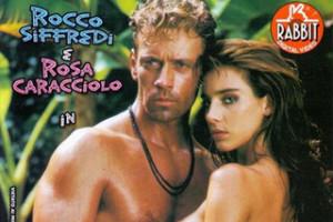 Tarzan Rocco Siffredi klátí v divočině jednu šelmu za druhou